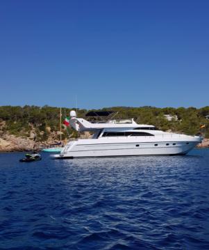 Louez un Firebird 68 à Île d'Ibiza