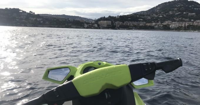 Location Jet Ski à Nice Port - Sea-Doo Gti 130 Pro