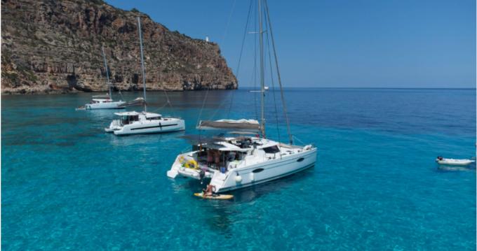 Louer Catamaran avec ou sans skipper Fountaine Pajot à Saint Vincent