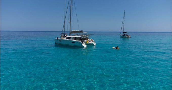 Location Catamaran à Saint Vincent - Fountaine Pajot Helia 44