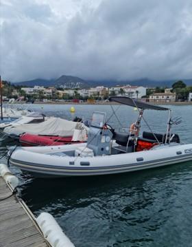 Valiant Valiant 630 Sport Fishing entre particuliers et professionnel à Argelès-sur-Mer