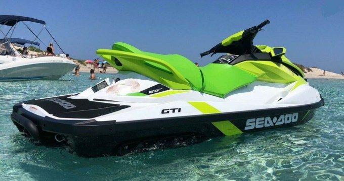 Louer Jet Ski avec ou sans skipper Sea-Doo à Nice Port