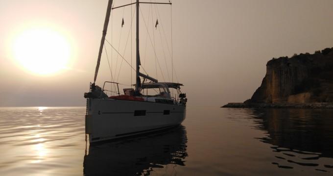 Location yacht à Benítses - Bénéteau Oceanis 38 sur SamBoat