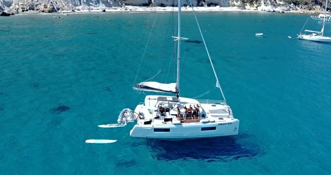 Location yacht à Nettuno - Lagoon Lagoon 40 sur SamBoat