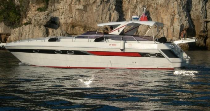 Location yacht à Roses - Giorgi Open 39 sur SamBoat