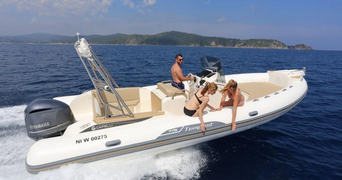 Louez un Capelli Tempest 775 à Palma de Majorque
