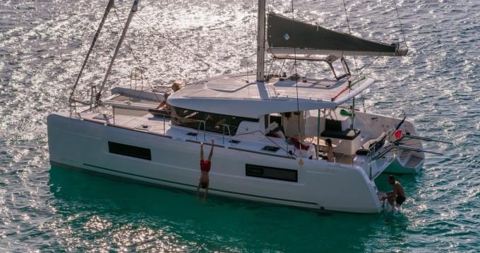Location Catamaran à Portocolom - Lagoon Lagoon 40