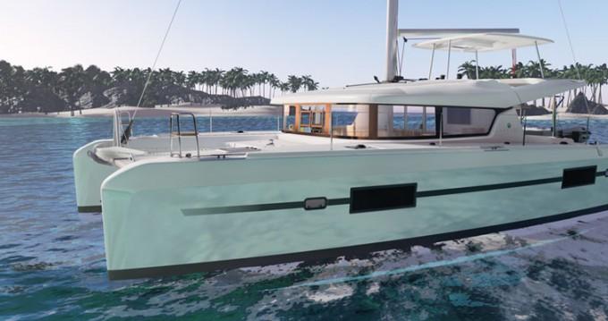 Location bateau Portocolom pas cher Lagoon 42