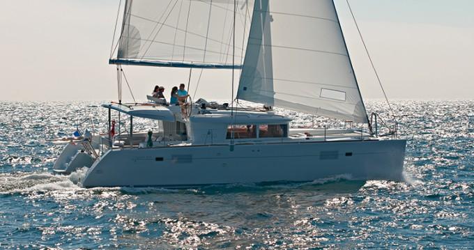 Location bateau Portocolom pas cher Lagoon 450 F