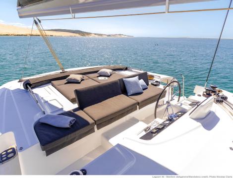 Location bateau Portocolom pas cher Lagoon 46