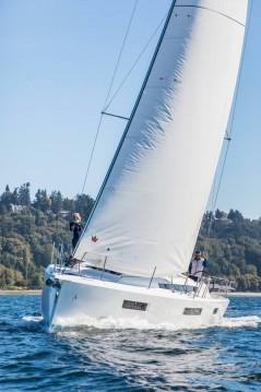 Location bateau Portocolom pas cher Sun Odyssey 440