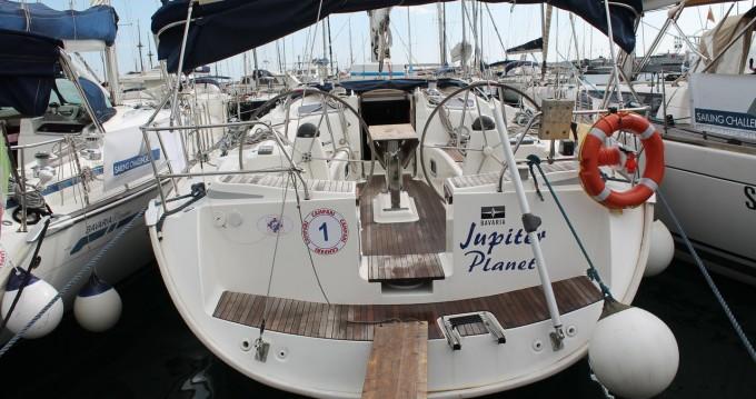 Bavaria Cruiser 51 entre particuliers et professionnel à Palerme