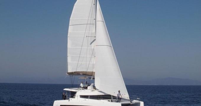 Louer Catamaran avec ou sans skipper Catana à Bas du Fort