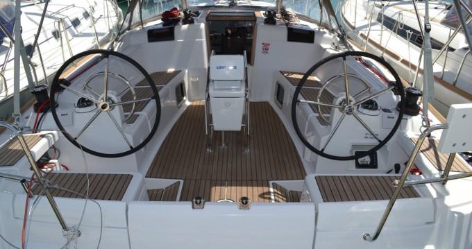 Location bateau Jeanneau Sun Odyssey 439 à Sukošan sur Samboat