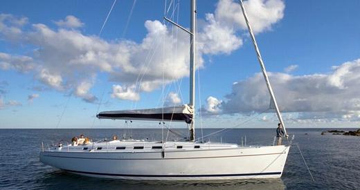 Location bateau Anzio pas cher Cyclades 50.5