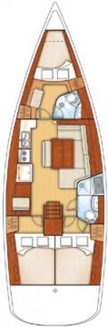 Location bateau Bénéteau Oceanis 43 à Anzio sur Samboat