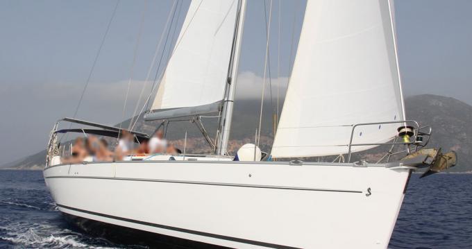 Location bateau Riposto pas cher Cyclades 50.4