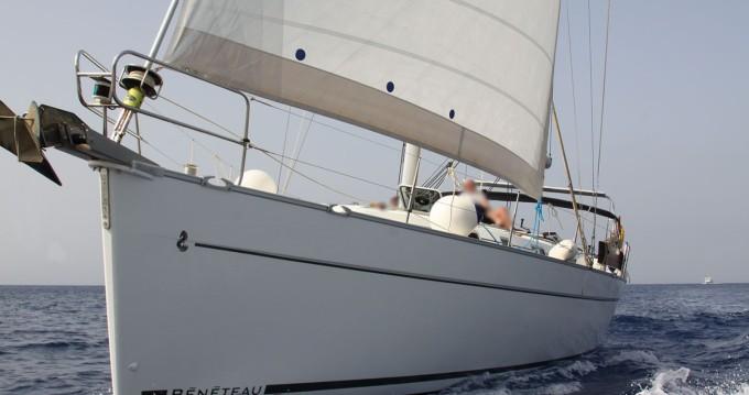 Location bateau Bénéteau Cyclades 50.4 à Riposto sur Samboat