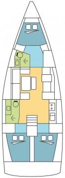 Location bateau Kotor pas cher Dufour 412 Grand Large
