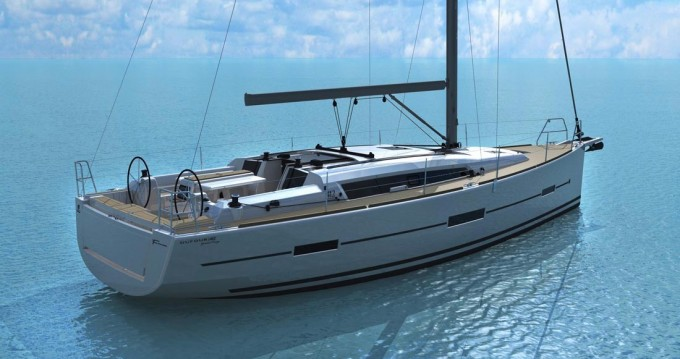 Location bateau Dufour Dufour 412 Grand Large à Saint-Mandrier-sur-Mer sur Samboat