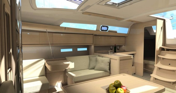 Location bateau Saint-Mandrier-sur-Mer pas cher Dufour 412 Grand Large