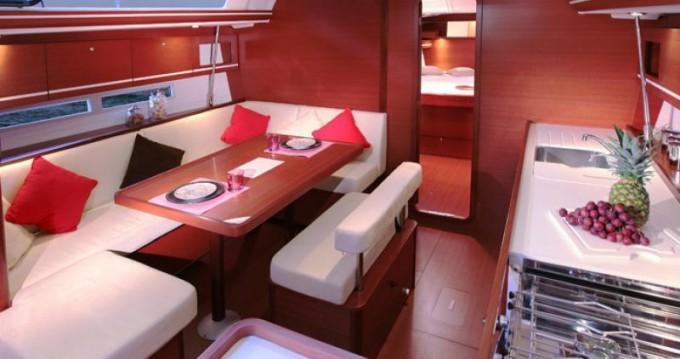 Location bateau Dufour Dufour 450 GL à Saint-Mandrier-sur-Mer sur Samboat