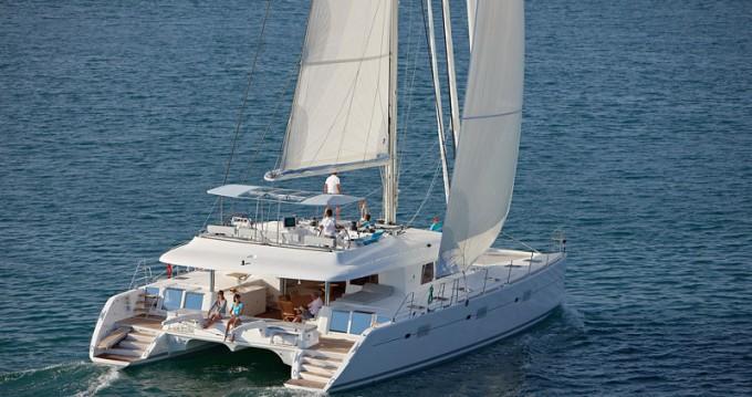 Catamaran à louer à Bas du Fort au meilleur prix