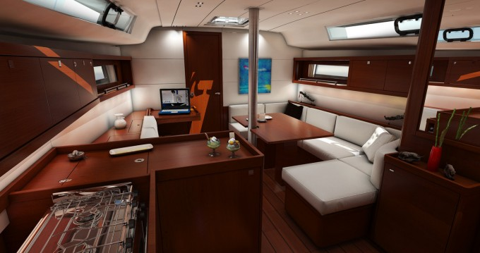 Location yacht à Roses - Bénéteau Oceanis 41.1 sur SamBoat