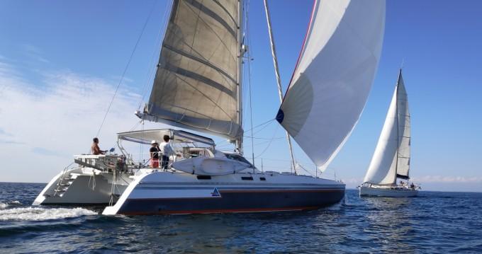 Catamaran à louer à La Rochelle au meilleur prix