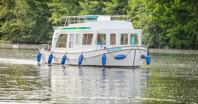 Location bateau Pénichette Evolution 950E à Fürstenberg/Havel sur Samboat