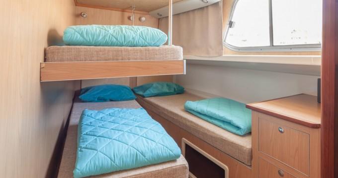 Location yacht à Joigny - Pénichette Flying Bridge 1180 FB sur SamBoat