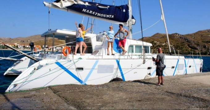Louer Catamaran avec ou sans skipper Lagoon à Guadeloupe