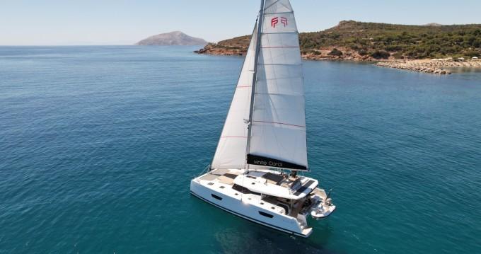 Catamaran à louer à Mykonos (Île) au meilleur prix
