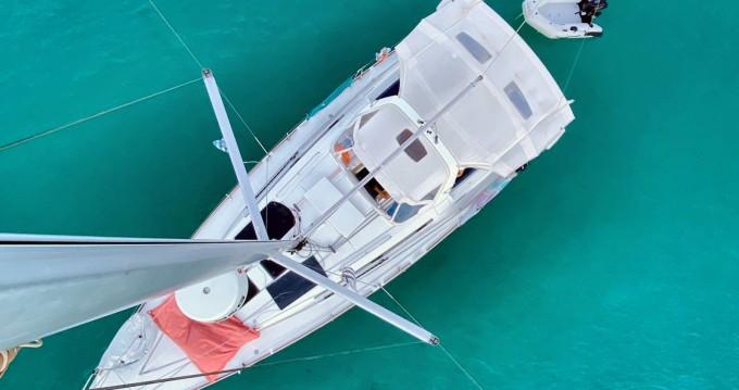 Location bateau Benítses pas cher Oceanis 38