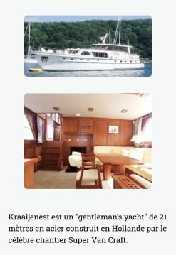 Louer Yacht avec ou sans skipper Klaassen à La Rochelle