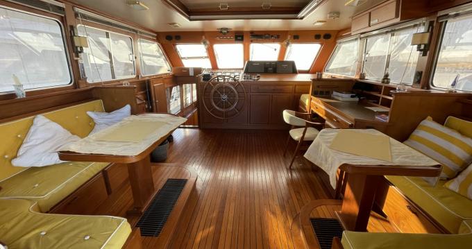 Location bateau Klaassen SUPER VAN KRAFT 2100 à La Rochelle sur Samboat