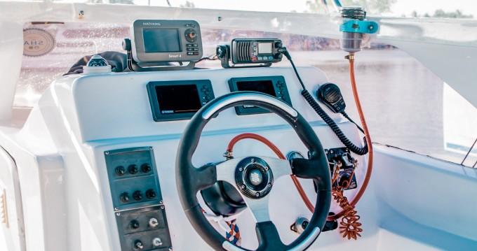 Yamaha custom boat  entre particuliers et professionnel à Phuket